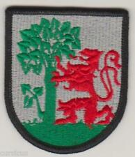 LATVIA. City of LIEPAJA Coat-of-Arms PATCH. FREE SHIPPING