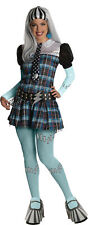 Monster High Frankie Stein Adult Womens Costume Colorful Theme Party Halloween