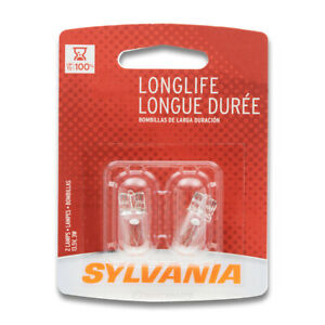 Sylvania Long Life Courtesy Light Bulb for Porsche Cayenne 2003-2006  Pack xs