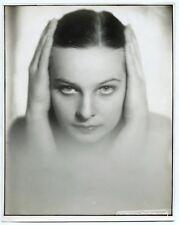 Photo G. Marant - Leyda Bianco - Tirage argentique d'époque 1930's -