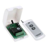 Relay Receiver Module Wireless Remote Control Relay Switch 12v 1000m Control