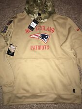Mens Nike New England Patriots 2019 Salute To Service Hoodie Sweatshirt Size 2XL