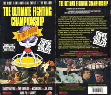 VHS: THE ULTIMATE FIGHTING CHAMPIONSHIP II THERE ARE NO RULES
