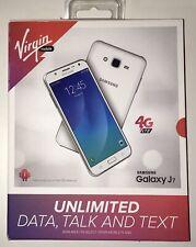Virgin Mobile Samsung Galaxy J7 4g LTE Prepaid Smartphone Cell Phone
