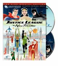 Justice League - The New Frontier (Two-D DVD