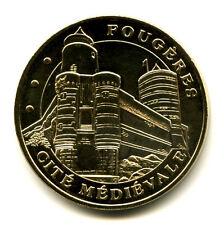 35 FOUGERES Cité médiévale, 2009, Monnaie de Paris