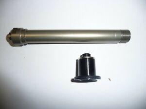Novatec D792, D772, XD612 CENTRELOCK QR axle conversion kit
