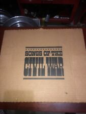 National Geographic Society Songs of the Civil War (07789) Sealed