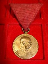 BO-021) Österreichische Orden - Kaiser Franz Joseph I Signum Memoriae Austria