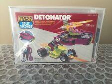 Kenner MASK M.A.S.K. Detonator Stunning AFA 85 Beautiful LOOK! WOW!