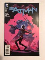 Batman #45 Vol 2 DC Comics 2011 The New 52 Scott Snyder Greg Capullo 2015