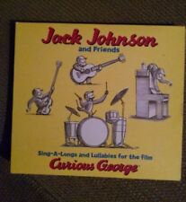 Sing-A-Longs and Lullabies for  Film Curious George by Jack Johnson (CD, 2006)