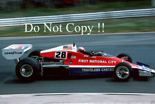 John WATSON PENSKE pc4 British Grand Prix 1976 Fotografia