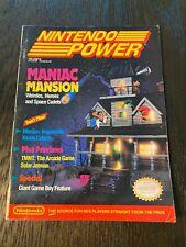 Nintendo Power Volume 16, September/October 1990, Maniac Mansion [No Poster]