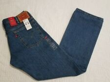 NEW LEVIS MENS 517 BOOTCUT DENIM BLUE JEANS MANY SIZES AVAILABLE