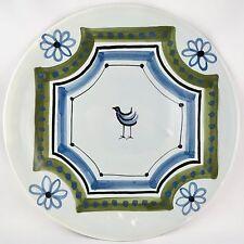 """Céramique Assiette ROGER CAPRON 'Oiseau"""" VALLAURIS 50 Design/chambost/jouve..."""