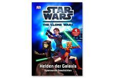 The Clone Wars™, Helden der Galaxis, 4 Geschichten, NEU