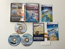 Microsoft Flight Simulator X Gold  edition professionnelle + acceleration PC FR