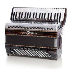 "Piano Akkordeon "" Alpenote Stradivari "" von Frontalini mit Helikonbass"