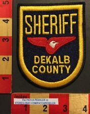 Dekalb County Georgia Sheriff Patch (part of Atlanta In Dekalb) Red Eagle 551