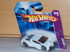 ZOTIC Exotics perl-weiß short-card HW Hot Wheels Modell Auto Muscle Car Rod weel