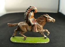 Quiralu Chef Indian To Horse Indian Horse Metal Old 60 MM