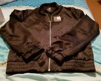 Women's Black Jacket Size 8