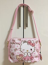 F/S Hello Kitty Dearisimo Clutch Shoulder 2 Way Bag Pink Cute Kawaii Kyoto Japan