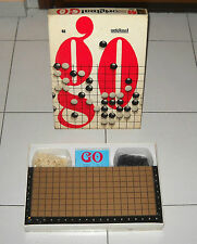 GO ORIGINAL scatola bianca Jumbo 1974 NUOVO Go & gobang Cina