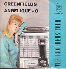 6092 THE BROTHERS FOUR  GREENFIELDS   ANGELIQUE
