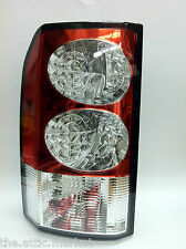 10-13 Land Rover LR4 Left Hand Rear LED Tail Light Assembly Lamp Genuine New