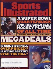 1996 Sports Illustrated Wayne Gretzky Neil O'Donnell Subscription Issue Exc.