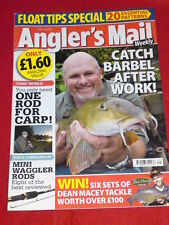 ANGLERS MAIL - CATCH BARBEL AFTER WORK - July 15 2008