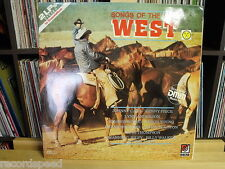 "★★ 12"" DLP-V/A-Songs of the Wild West (Johnny Cash/PATTI PAGE/Fargo...)"