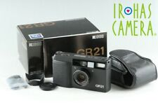 Ricoh GR21 35mm Point & Shoot Film Camera With Box #25687 F1