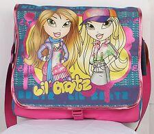 Bratz Messenger Bag FULL SIZE LARGE MESSENGER School Bag SHOULDER BAG BOOKBAG