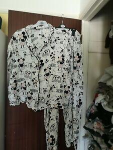 Disney Mickey Mouse Lightweight Pyjamas PJ's Primark 2XL 22-24