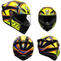 AGV K1 Soleluna 2015 Full Face Motorcycle Street Helmet