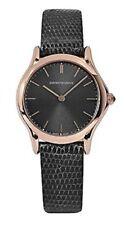 Emporio Armani Swiss Made Women's Quartz Stainless Steel & Leather Watch ARS7003