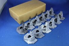 Plasticville - O-O27 - #FR-5 - Dealer Box (12) Barbecues - Fire Place - L/N