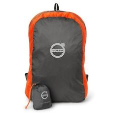 "Volvo 16"" Foldable Compact Backpack 190T Ripstop Nylon Ultra Lightweight Bag"
