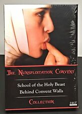 Nunsploitation Collection ~ Behind Convent Doors School Holy Beast NEW & SEALED