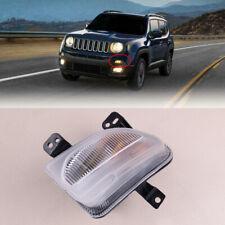 Left LED Daytime Running Turn Signal Fog Light Fit for Jeep Renegade 2015-18 Car
