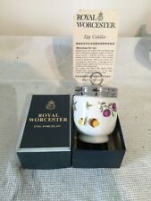 "ROYAL WORCESTER ""COVENT GARDEN"" KING SIZE EGG CODDLER"