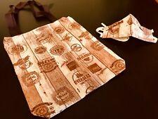MNS Bedeckung Schutz für Mund und Nase Maske Infektion zum Einkaufen plus Tasche