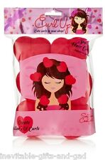 NPW Heart Sponge Hair Rollers Damp Curlers Styling Tools Cute Curls in Yr Sleep