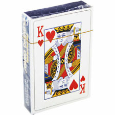 Cards Playing Plastic Coated Gaming Card Poker Family Game 9 X 6cm