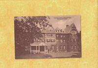 MA Northampton 1908-14 antique postcard SMITH COLLEGE DICKENSON HOUSE MASS
