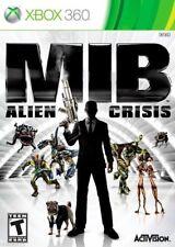 Men in Black: Alien Crisis (Microsoft Xbox 360, 2012) COMPLETE