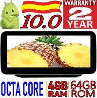 """10,25"""" ANDROID 10.0 MERCEDES A CLA GLA W176 CARPLAY COCHE GPS RADIO 4GB RAM 4G"""